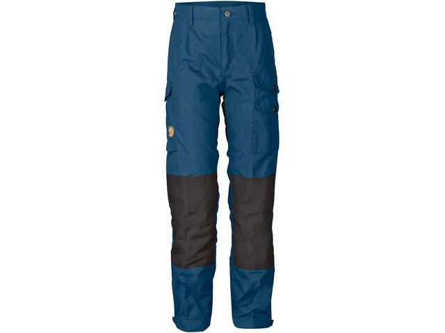 Fjällräven Vidda Pantalones Niños, uncle blue